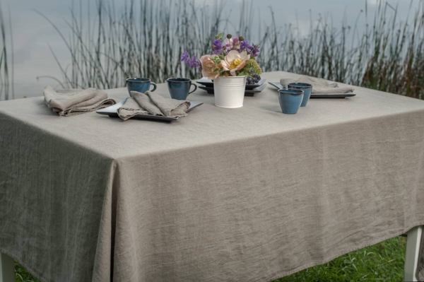 GAMMA natural tablecloth 1