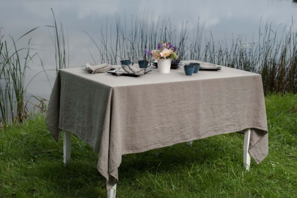 GAMMA natural tablecloth 2