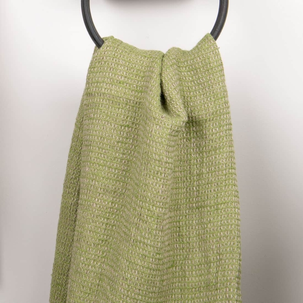 PURO moss green towel 2