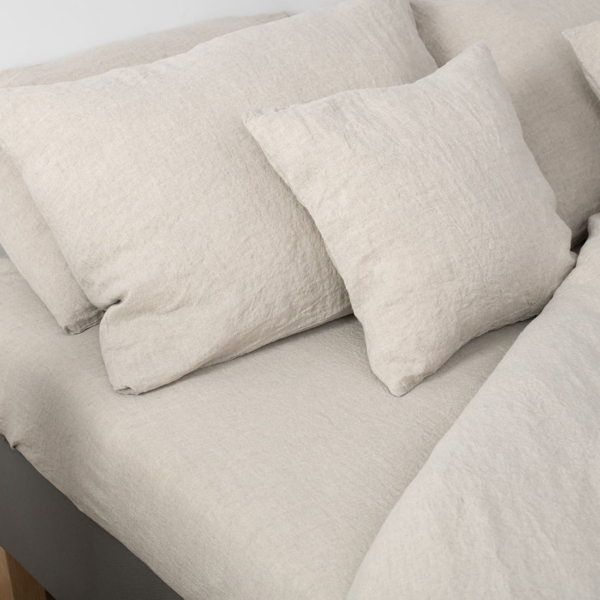 """Grey Washed Bed Linen Collection """"Dunes"""" 2"""
