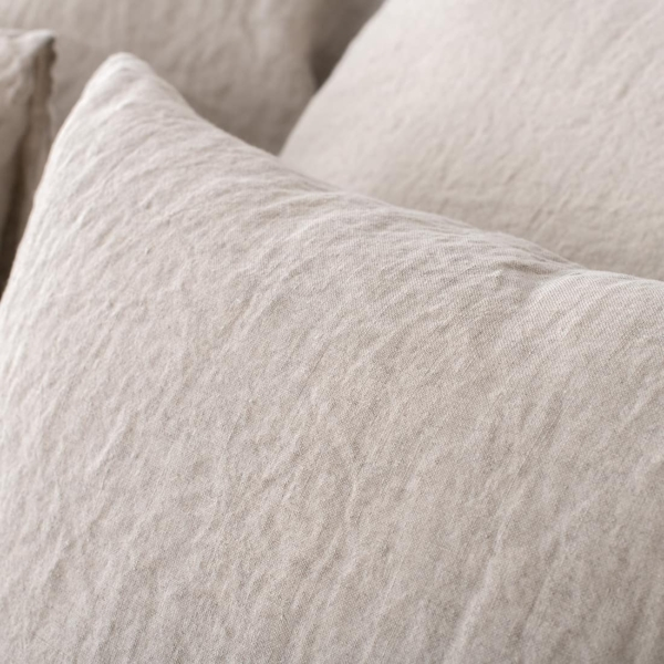 """Grey Washed Bed Linen Collection """"Dunes"""" 4"""