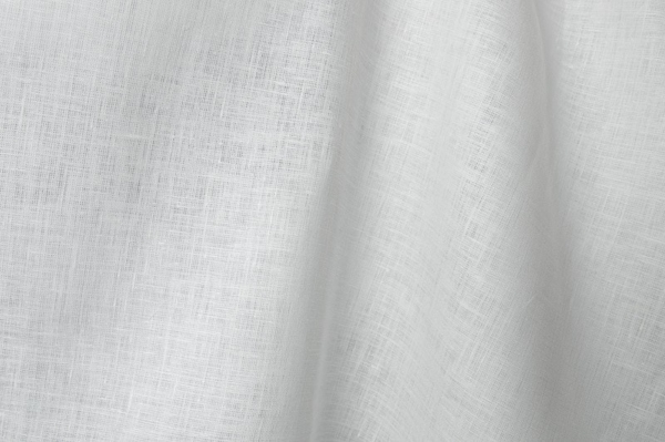 Linen fabric in off-white 1