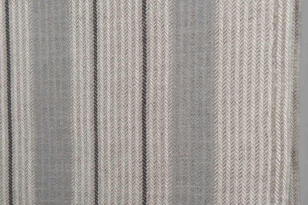 Light grey striped toweling fabric 2