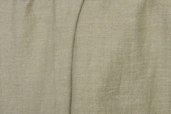 Olive green washed fabric, double-sided 3