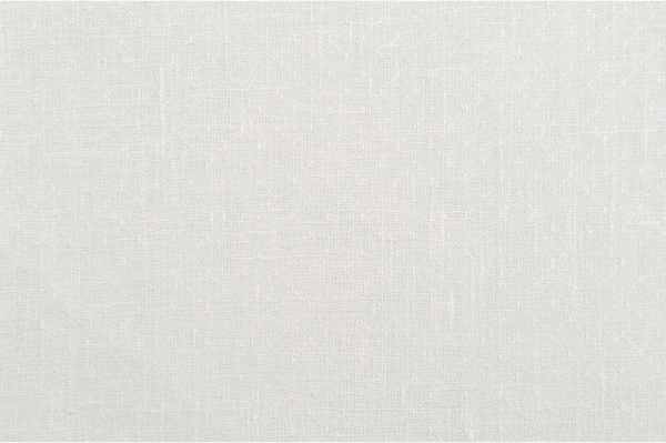 Off-white linen fabric in a diamond pattern 1