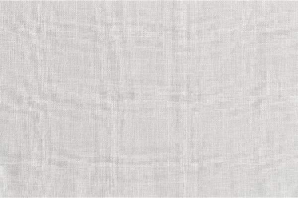 Pure linen fabric in off - white 1
