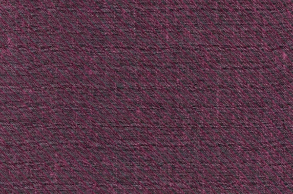 Bordeaux striped linen fabric 1