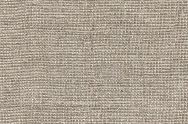 Pure linen fabric in grey 1