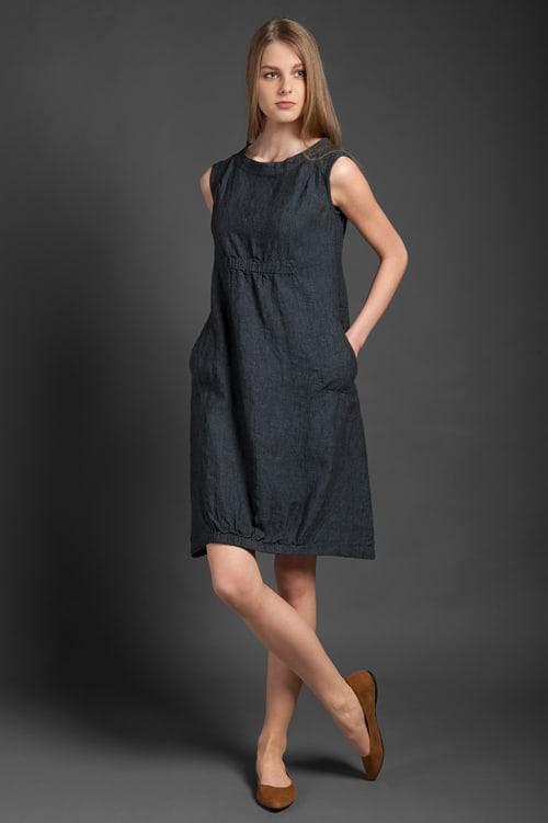 """Linen dress """"Claire"""" 1"""