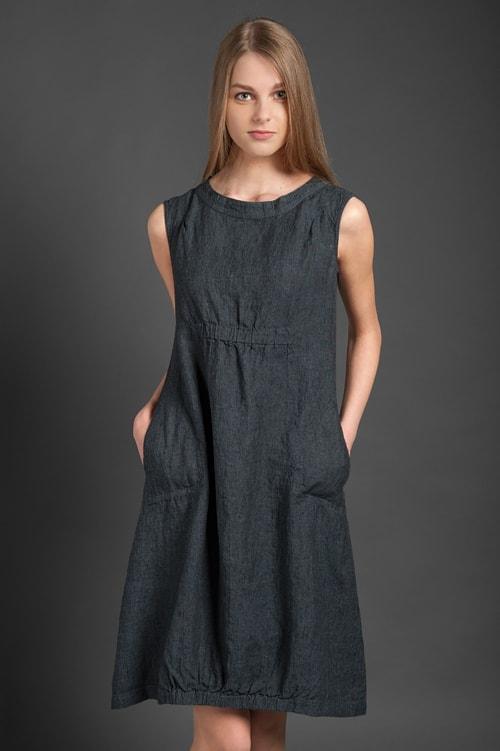 """Linen dress """"Claire"""" 2"""