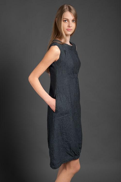 """Linen dress """"Claire"""" 3"""