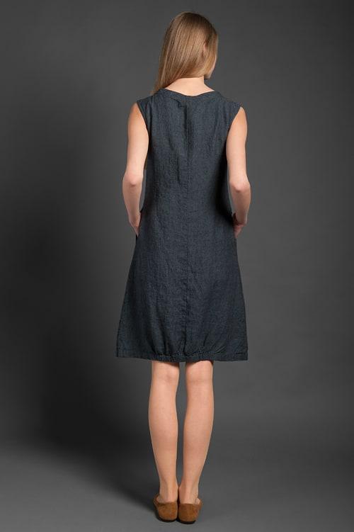 """Linen dress """"Claire"""" 4"""
