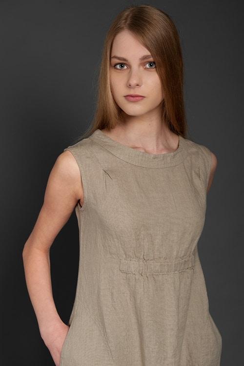 VIKI grey dress 2