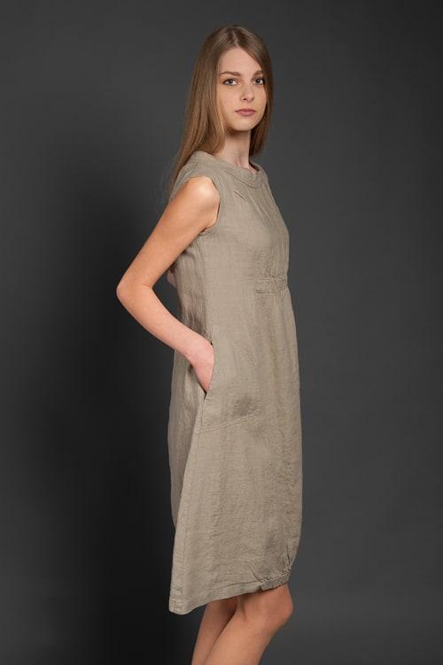 VIKI grey dress 3