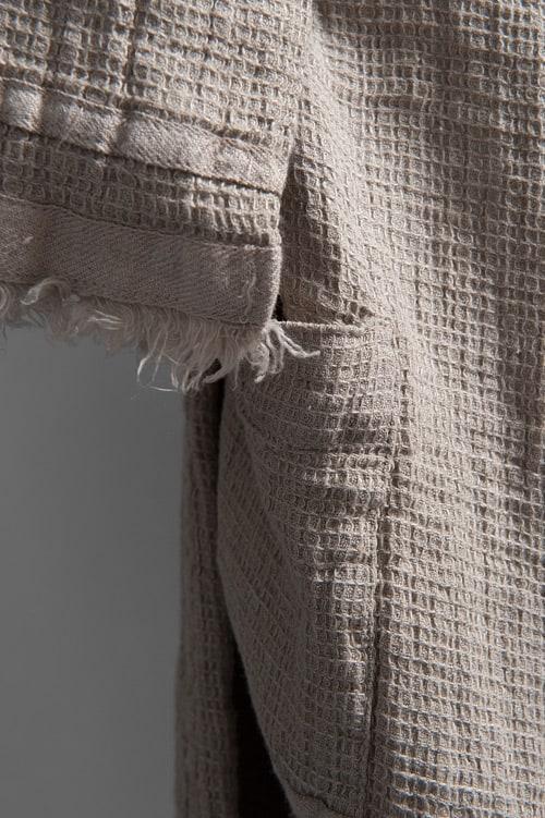 MALTA grey bathrobe 3