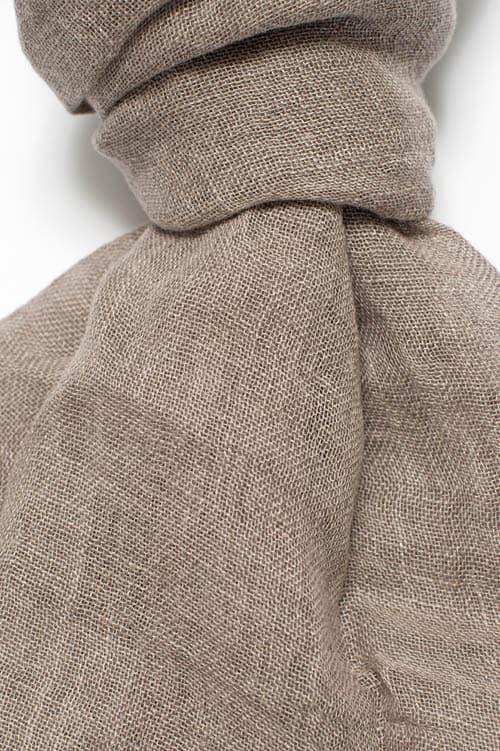 FINO natural shawl 2