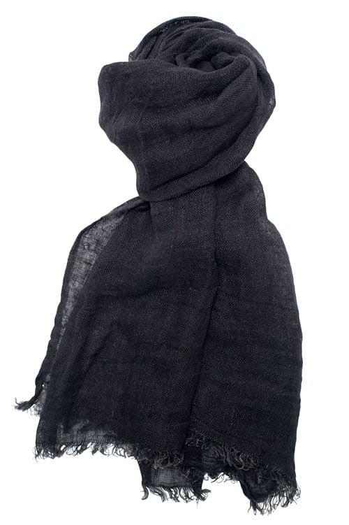 FINO black shawl 1