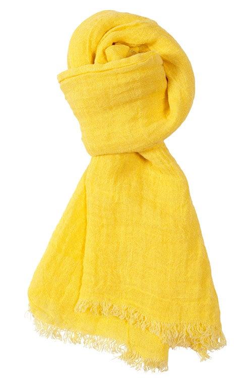 FINO yellow shawl 1