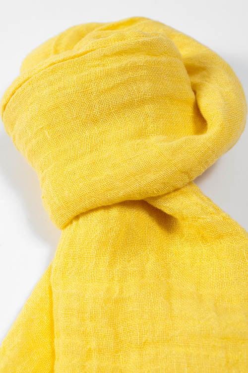 FINO yellow shawl 2