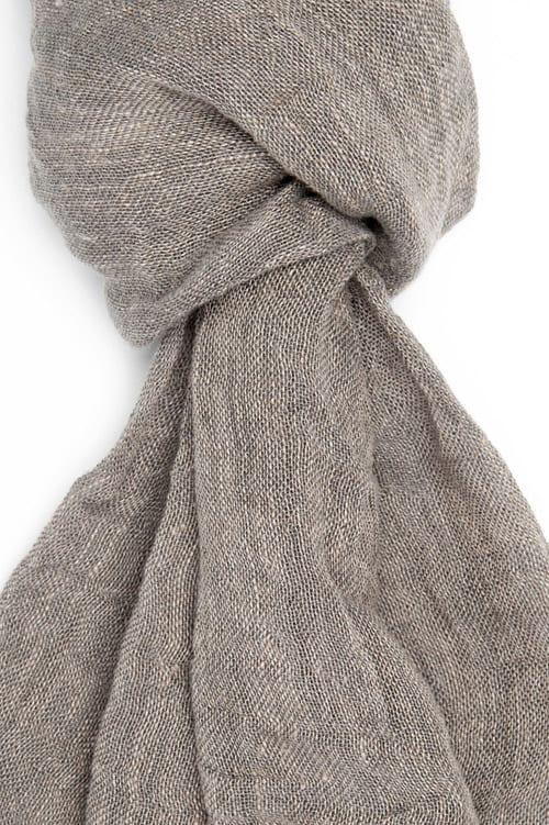 FINO grey shawl 2