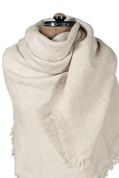 MENORA ivory scarf 1