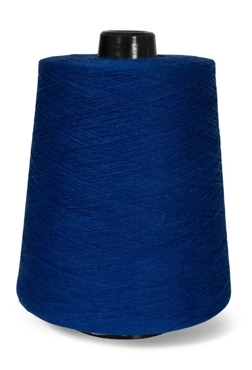 Linen yarns in ink colour 2(9) 1