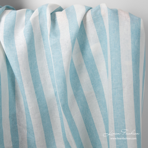 Sky Blue Fabric By Yard
